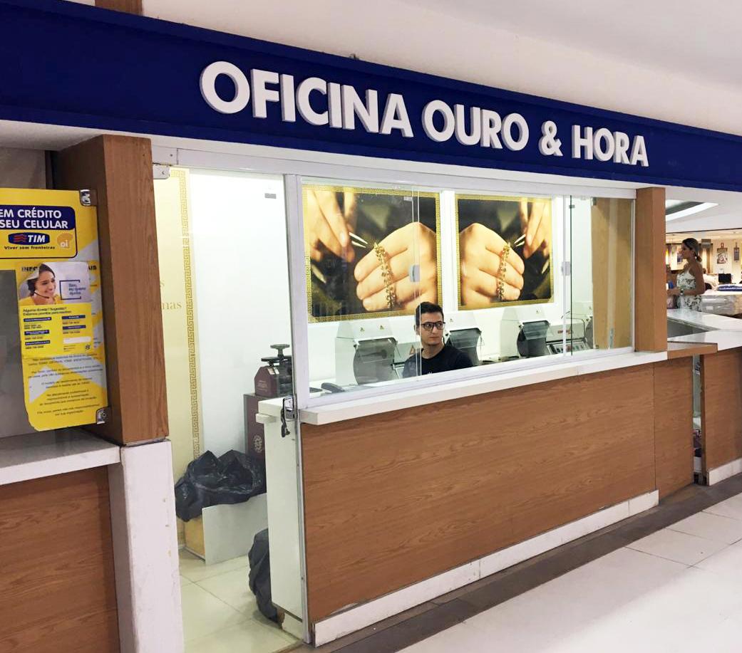 Oficina Ouro & Hora